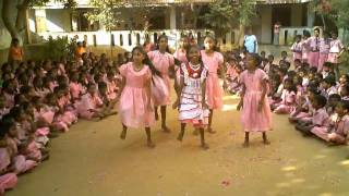 Dancing Indian Children