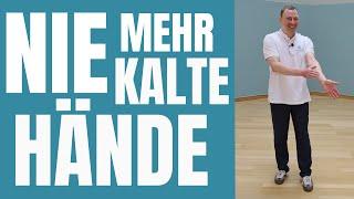 Nie mehr kalte Hände mit Keep Moving | Taiji-Therapie mit Mirko Lorenz #KeepMoving #Entspannen