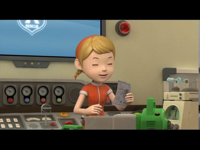Robocar Poli: Een foutje moet kunnen (S01E14) (NEDERLANDS GESPROKEN)