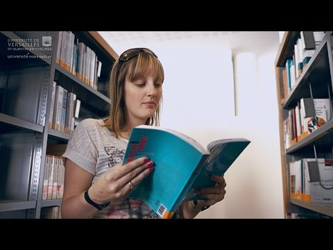 La Bibliothèque Universitaire de St Quentin en Yvelines – Du point de vue des utilisateurs