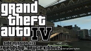 GTA IV (PC) Side Mission #13 - Friendship: Brucie Kibbutz