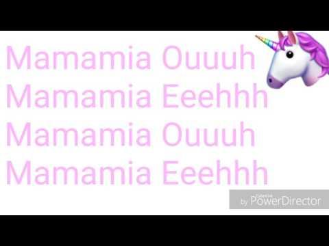 Parole ridsa Mamamia