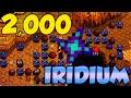 Stardew Valley - BEST Iridium Farm Run EVER! OVER 2,000 IRIDIUM IN A DAY! Skull Dungeon Layer 300+