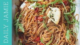Spelt Spaghetti Recipe From MY NEW BOOK | Daily Jamie