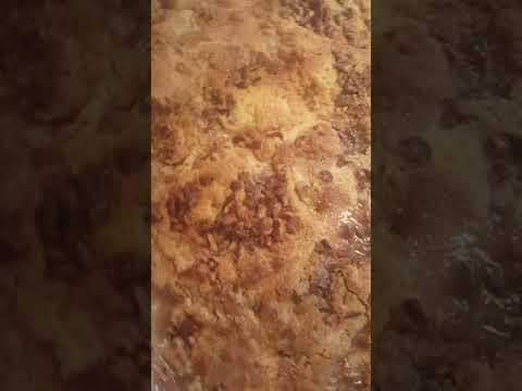 Decadent Peach Pecan Dump Cake Part 2