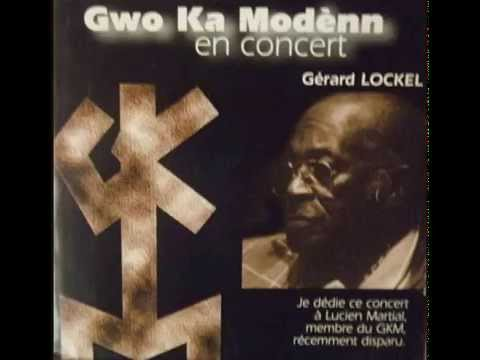 Gerard LOCKEL live gwo ka modenn (full Album)