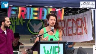11. Friedensmahnwache in Wien: Über persönliche Sichtweisen und Akzeptanz (7.7.2014)