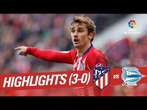Highlights Atletico de Madrid vs Deportivo Alaves (3-0) Mp3