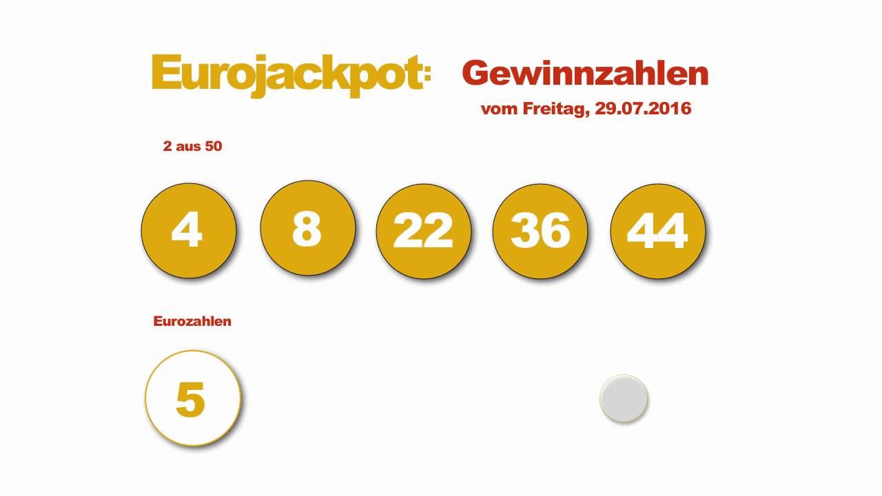 Eurojackpot Hessen Gewinnzahlen