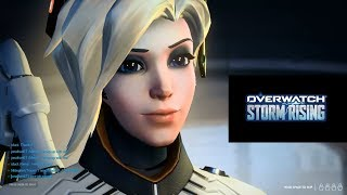 Overwatch Storm Rising PVE event
