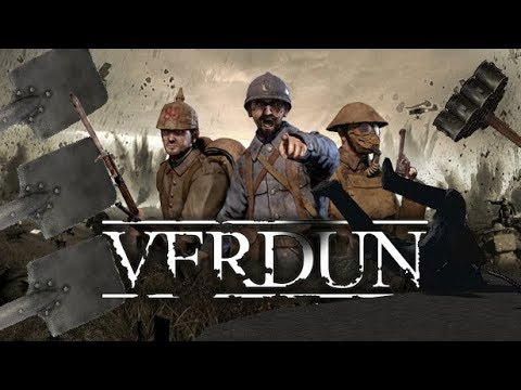 Verdun Review: A Great Mess About The Great War.