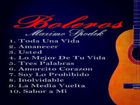 Los Mejores 10 Boleros Y Baladas Por Siempre Romanticos Instrumental Youtube