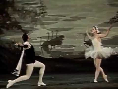 Maya Plisetskaya in Swan Lake (1957) - YouTube