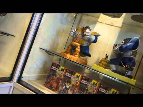 2014 Japan Trip - Toei Animation Gallery! (Part 2)