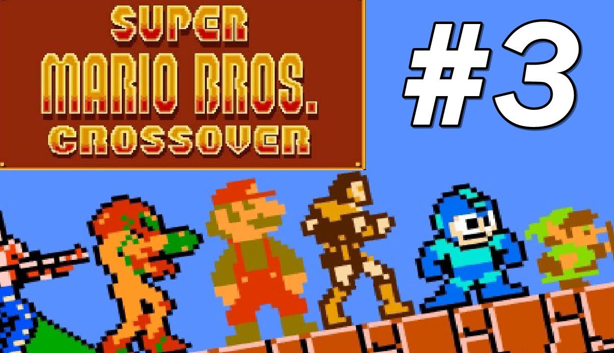 Super Mario Bros. Crossover - #3 : A Volta Dos Que Não ...