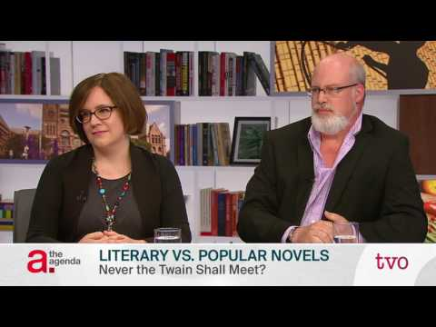 Literary Vs. Popular Novels
