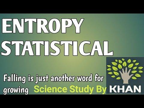 ENTROPY THERMODYNAMICSllENTROPY STATISTICAL PHYSICS