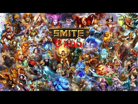 видео: Играем в smite (Типо обзор)
