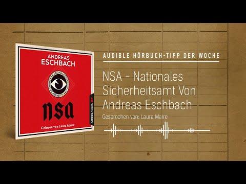 NSA - Nationales Sicherheits-Amt YouTube Hörbuch Trailer auf Deutsch
