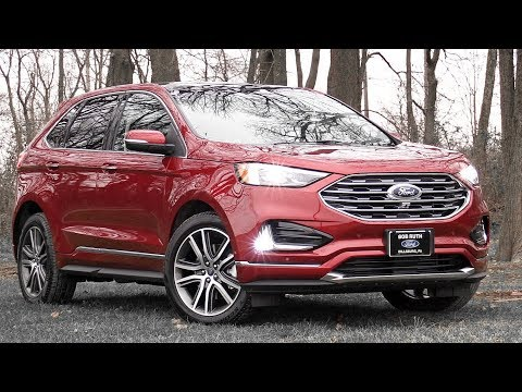 2019 Ford Edge: Review