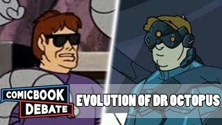 Evolution of Doctor Octopus in Cartoons, Movies & TV in 11 Minutes (2018)