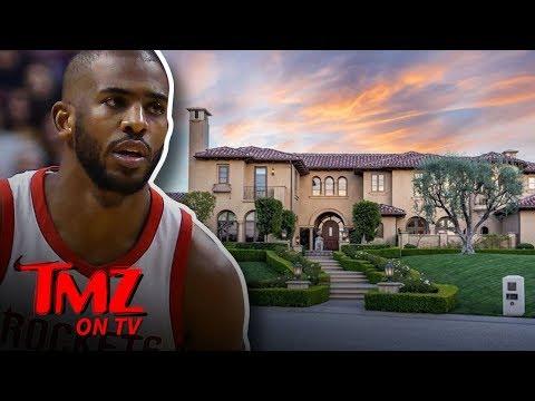 Ballin' NBA Real Estate! | TMZ TV