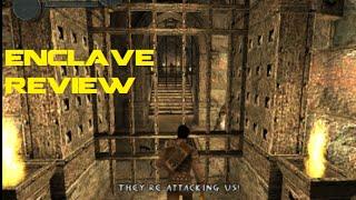 enclave Review! Level 1!