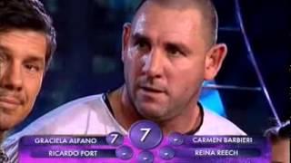 Showmatch 2010 - Nuevo round entre Fort y La Mole
