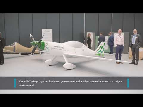 Aerospace Integration Research Centre (AIRC) - Official Opening 18 October 2017