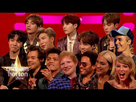 The Best Of The MTV Music Award Nominees! | The Graham Norton Show LIVESTREAM