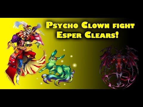 [FFBE] Kefka Fight -Esper Clear! -- LONG but SAFE VERSION!