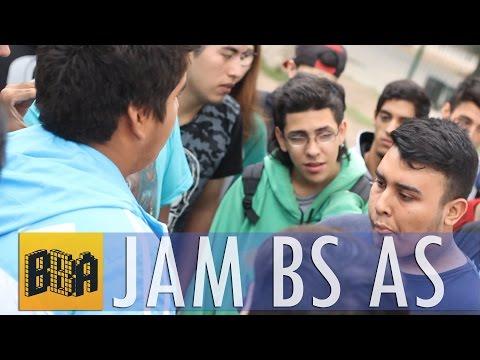 BEATBOX ARGENTINA JAM BATTLE BUENOS AIRES 2016