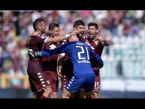 Torino-Roma 3-1 (Belotti, Totti, 2 Iago Falque) del 25.09.2016