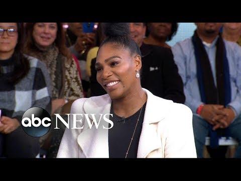 Serena Williams talks women-focused Super Bowl ad