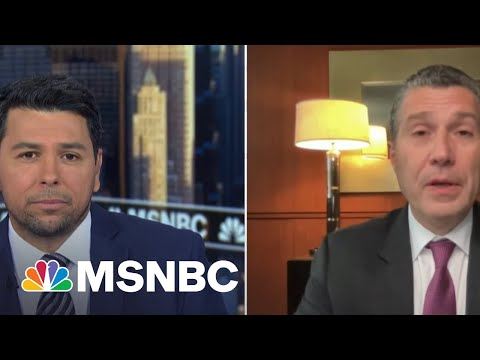 One-On-One With Lawyer To Floyd And Wright Families | Ayman Mohyeldin | MSNBC