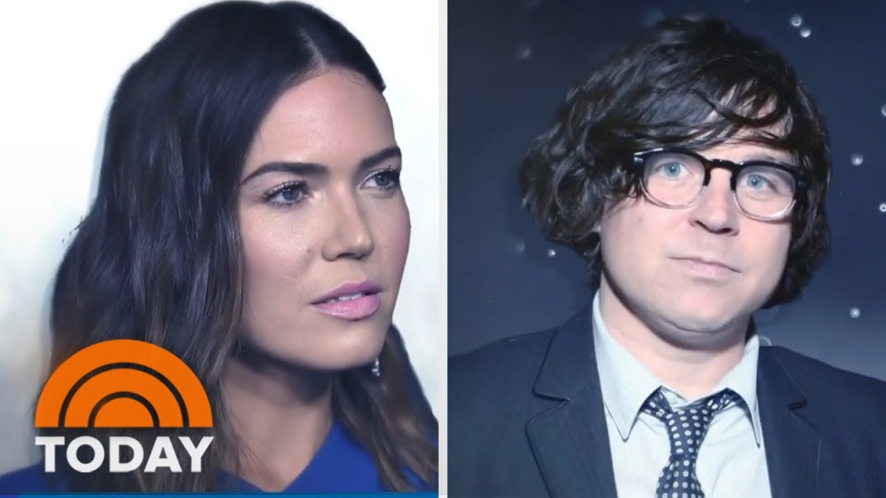 Mandy Moore says ex-husband Ryan Adams should have ...