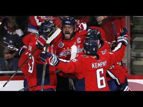 Washington Capitals: The Road to the Stanley Cup