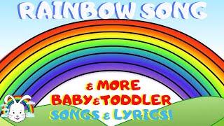 Sing A Rainbow Nursery Rhymes MyVoxSongs