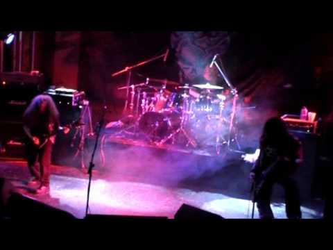 DESTRUCTION. 9.10. 2008.Troya. Montevideo. Uruguay.