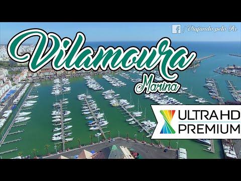 Vilamoura Marina - Algarve on it's best - 4K Ultra HD