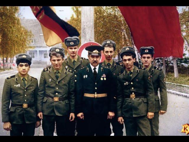 Гимн Группы Советских войск в Германии (Гимн ГСВГ)