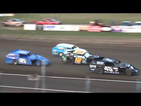IMCA Modified Heat 1 Independence Motor Speedway 7/27/19
