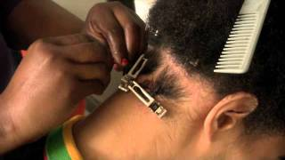 RE:how to twist or dread lock your hair