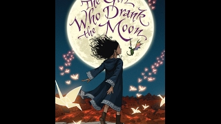 the girl who drank the moon by kelly barnhill   book trailer