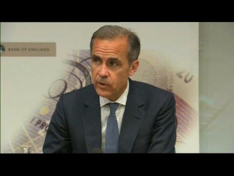 """Ausência de acordo entre UE e Reino Unido pode ter consequências """"grandes"""", diz Carney"""