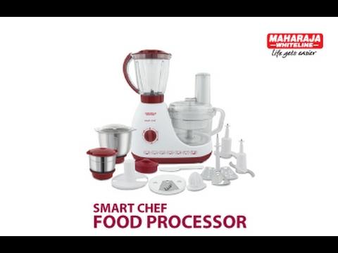 Maharaja Whiteline Food Processor Not Working