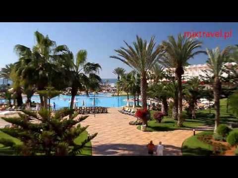 Hotel Founty Beach Iberostar Agadir Maroko Morocco