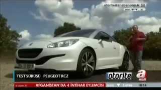 PEUGEOT RCZ 1.6 156 HP Test Sürüşü ve Detaylı İnceleme [Otorite]