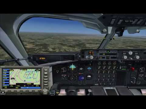 [FSX] EDSB/FKB to EDDT/TXL with BAe 146-200