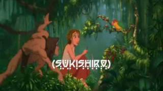 Strangers Like me-Phil Collins tarzan Esp. Latino